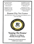Kansas City Vet Center Brochure